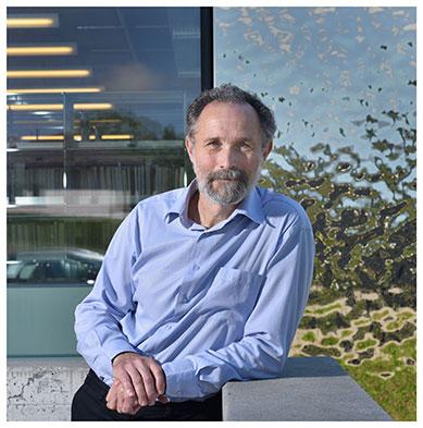 René Knüsel. Professeur à l'Institut des sciences sociales. Nicole Chuard © UNIL