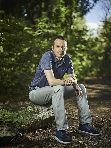 Christophe Clivaz. Professeur associé à l'Institut de géographie et durabilité. © Sedrik Nemeth