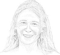 Nathalie Chèvre. Ecotoxicologue, chercheuse à l'UNIL