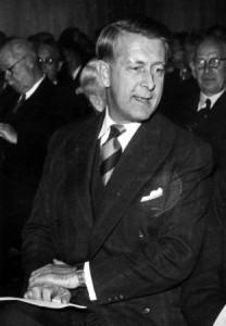 Bertil Ohlin (1889-1979)