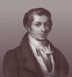 Portrait de Jean Baptiste Say, anonyme