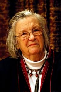 Elinor Ostrom (1933-2012) - Photo de Holger Motzkau, CC-BY-SA