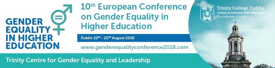 Le Bureau de l'égalité de l'UNIL à la European Conference on Gender Equality in Higher Education