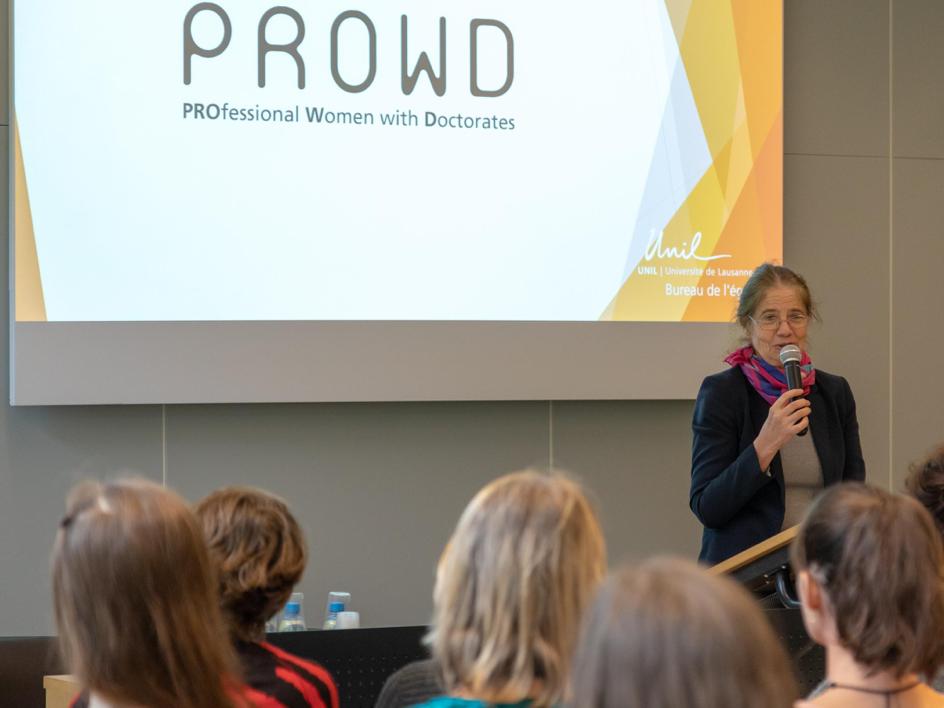 Retour sur l'événement de lancement du programme PROWD
