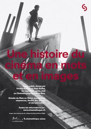 Cours public « Une histoire en mots et en images ».