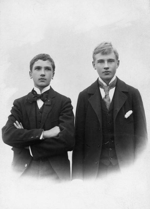 Guy et Raymond de Pourtalès