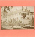 Le château de Saint-Prex, où Catherine Colomb est née en 1892 (fonds C. Colomb, © CLSR)