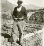 Maurice Chappaz (Archives littéraires suisses, Berne)