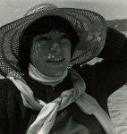 Anne Cuneo, photographie d'Erich Liebi (CLSR)