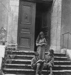 Photographie de Suzi Pilet, Aubonne, fin des années 1940 (fonds S. Pilet, CLSR / © Suzi Pilet)