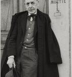 C. F. Ramuz à Pully, 1941, photographie de Kurt Businger (CLSR)