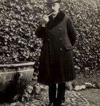 Charles Du Bos à Fantaisie, chez Henry-Louis Mermod (fonds H.-L. Mermod, CLSR)