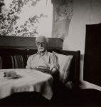 Edmond Gilliard, photographie d'Henry-Louis Mermod (fonds H.-L. Mermod, CLSR)