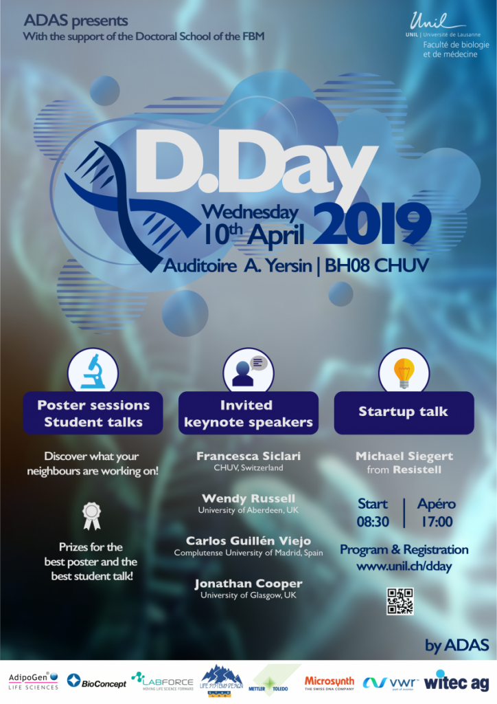 Poster D.Day 2019