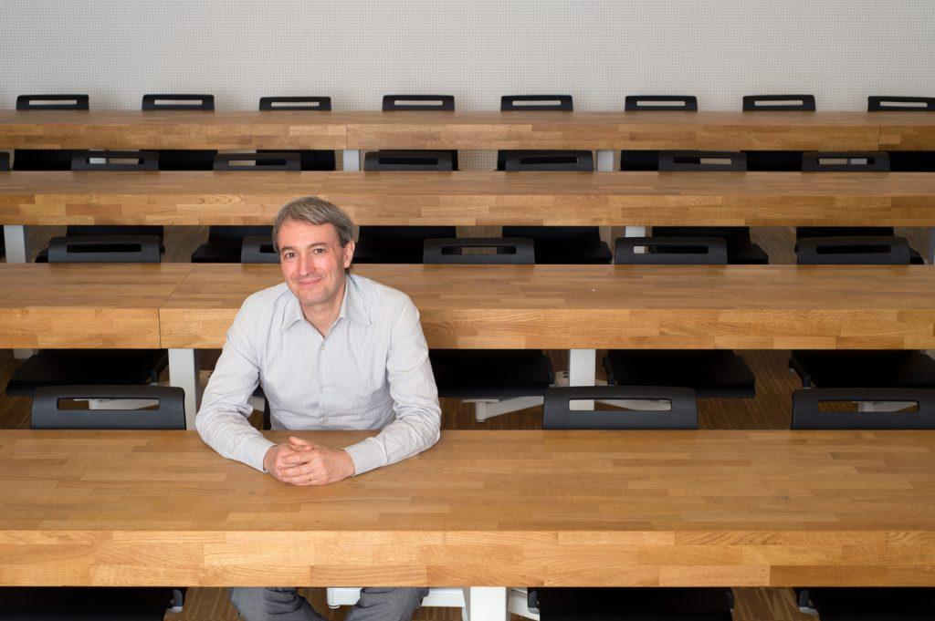 Professor Fabrizio Butera