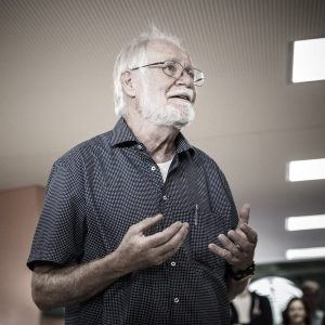 Professeur Jacques DUBOCHET, co-winner of the Nobel Prize in Chemistry 2017