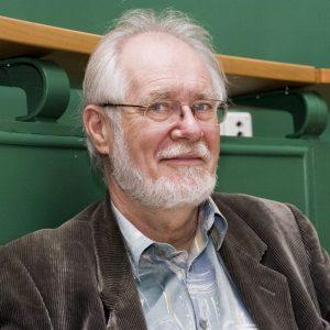 Professeur Jacques DUBOCHET. © Willy Blanchard, EMF, Université de Lausanne