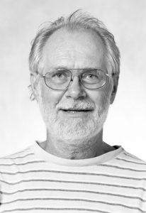 Professeur Jacques DUBOCHET © Willy Blanchard, EMF, Université de Lausanne