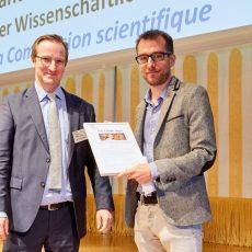 Denis Decrausaz, lauréat d'un prix prestigieux en histoire de l'art