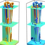 3D viscoelastic porosity waves
