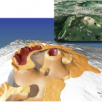 The 3-D structure of the Somma-Vesuvius volcanic complex (Italy) inferred from new and historic gravimetric data