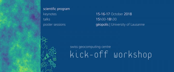 Kick-off workshop preliminary program available