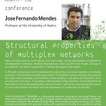 Conference Jose Fernando Mendes, 14 Nov 2018