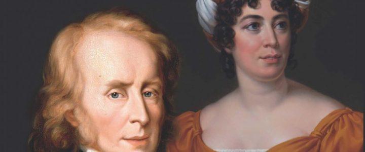 Germaine de Staël et Benjamin Constant. L'esprit de liberté