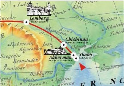 Les communautés suisses de Crimée et de la mer Noire : langues et traditions