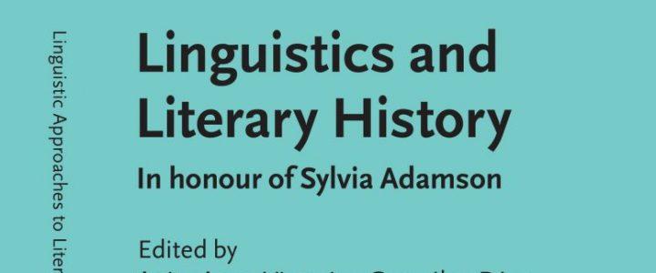 Linguistics and Literary History