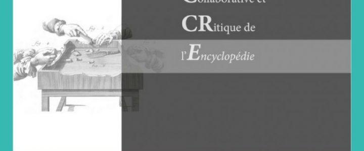 Édition Numérique Collaborative et CRitique de l'Encyclopédie