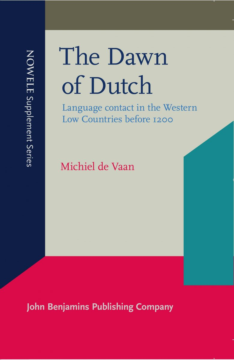 The Dawn of Dutch. Language contact in the Western Low Countries before 1200