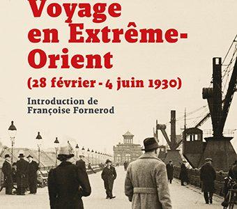 Guy de Pourtalès, Voyage en Extrême-Orient