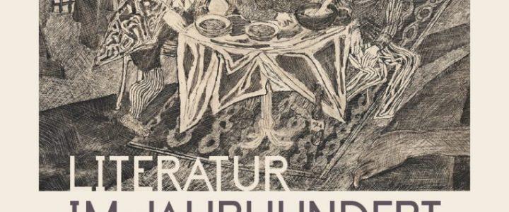 Literatur im Jahrhundert der Physik. Geschichte und Funktion interaktiver Gattungen (1900-1975)