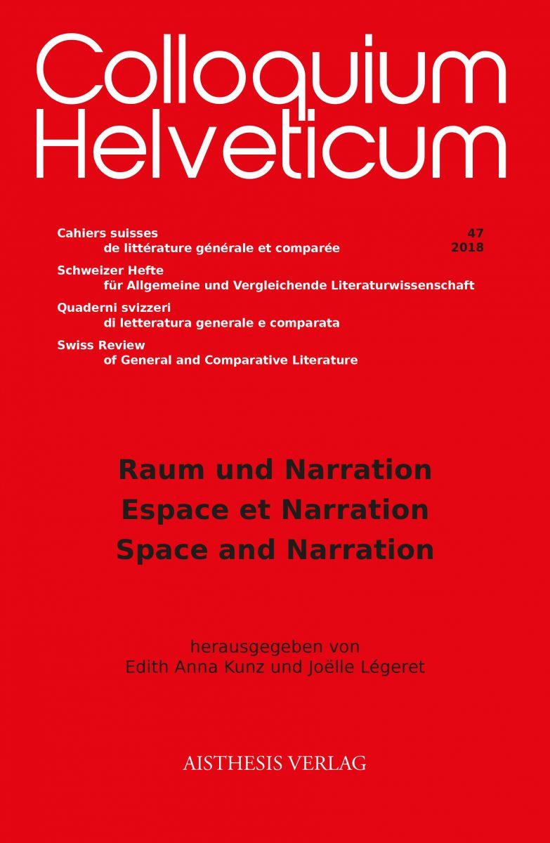Raum und Narration / Espace et Narration / Space and Narration