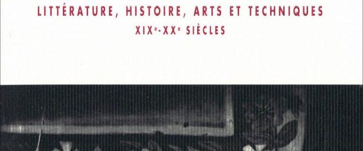Usages de l'objet. Littérature, histoire, arts et techniques. XIXe-XXe siècles