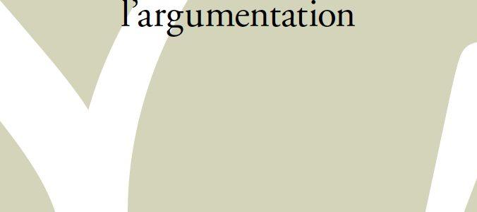 Les mots de l'argumentation