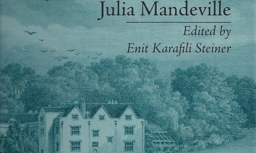 The History of Lady Julia Mandeville. By Frances Brooke