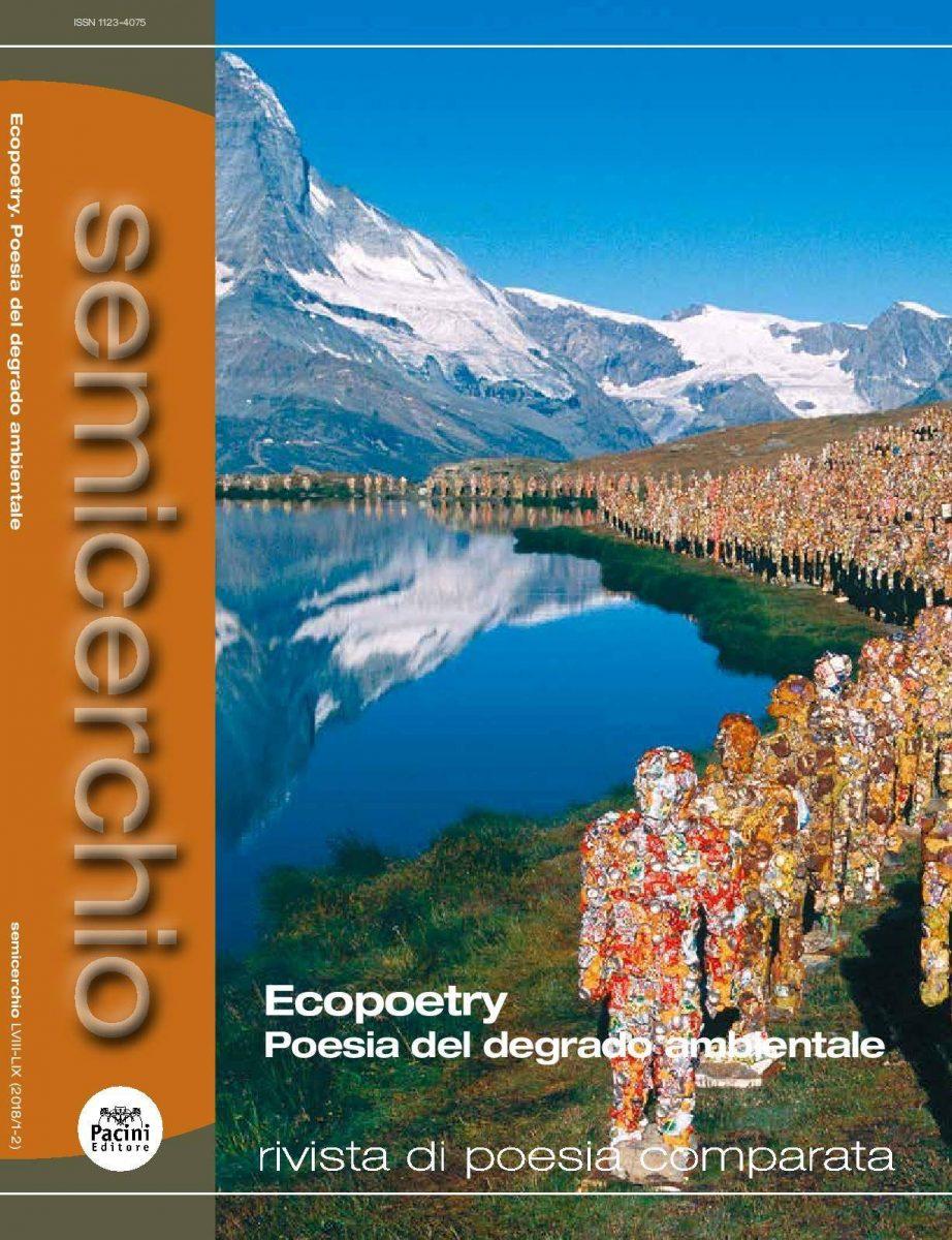 Ecopoetry. Poesia del degrado ambientale