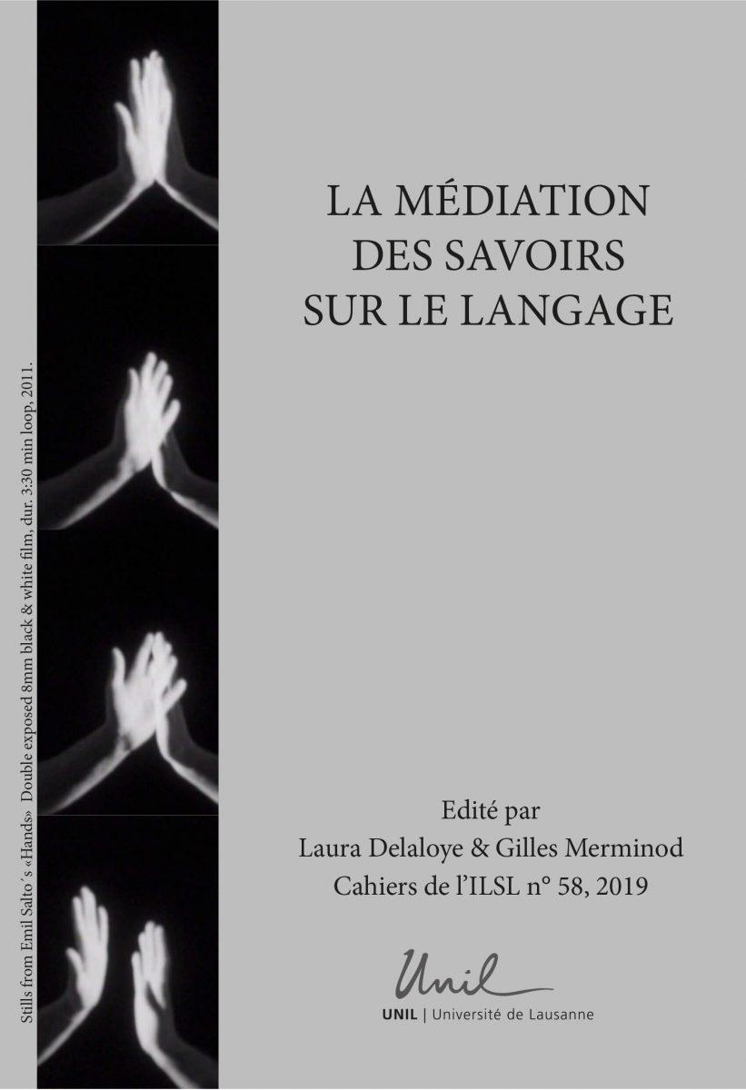 La médiation des savoirs sur le langage
