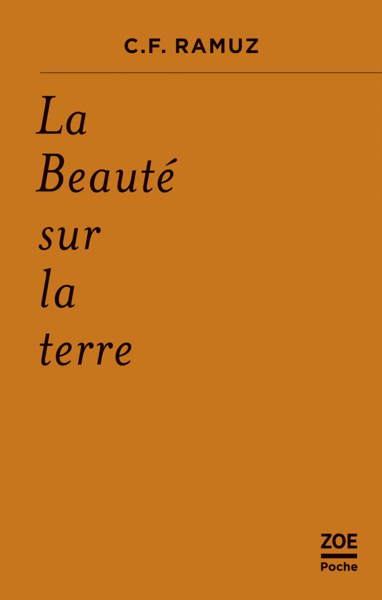 C. F. Ramuz, La Beauté sur la terre