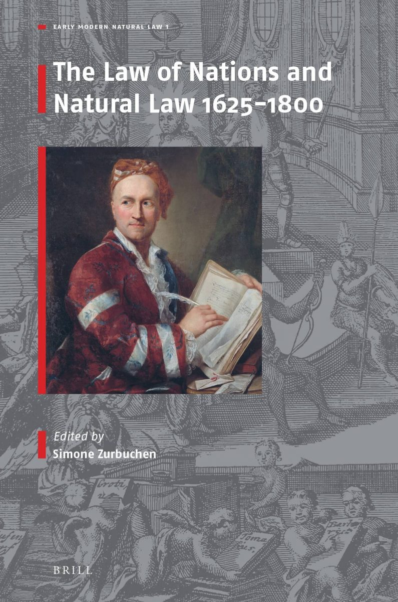 The Law of Nations and Natural Law 1625-1800