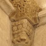 chapiteau de l'abbatiale de Payerne (© MVD)