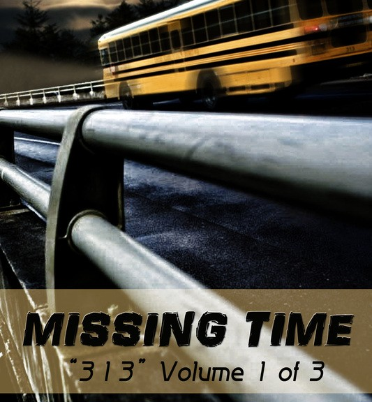 Missing Time book cover