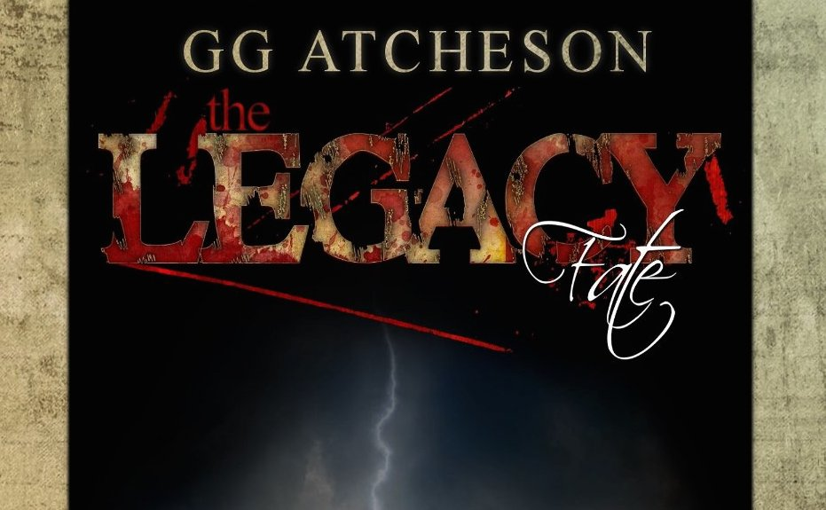 Book Cover of Atcheson's The Legacy: Fate