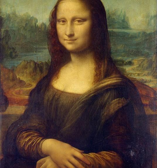 Mona Lisa by Leonadro da Vinci