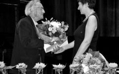 Bernard Kreiss et Irene Weber Henking [©Yvonne Böhler]