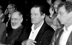 Elena Vuille-Mondada, Josef Winiger, Heinz Schwarzinger, Pierre Deshusses [©Yvonne Böhler]