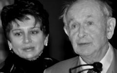 Irene Weber Henking et Jacques Legrand [©Monica Zanon]