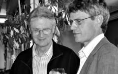 Walter Lenschen et Peter Utz [©Yvonne Böhler]